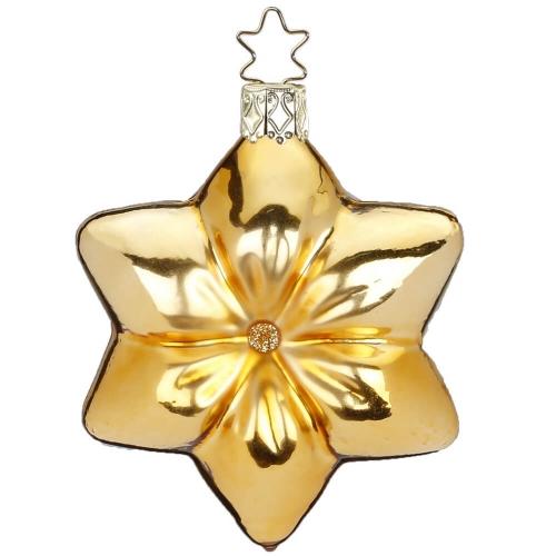 Cushion Star Gold