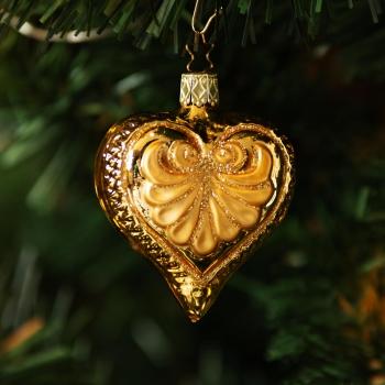 Herz Golden Heart