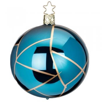 Kugel Tiffany türkisblau