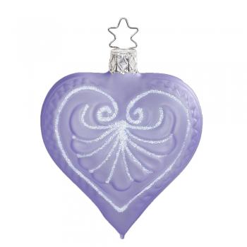 Herz Dreamy zartviolett